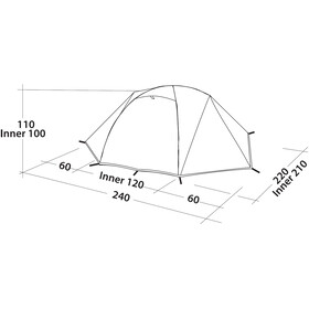 Robens Boulder 2 Tente